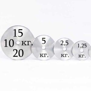 Диски стальные (без напылений) Ø – 26 mm
